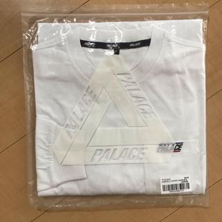 シュプリーム(Supreme)のPALACE BASSICALY A POCKET LONGSLEEVE(Tシャツ/カットソー(七分/長袖))