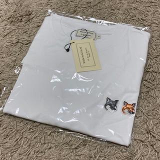 MAISON KITSUNE 半袖Tシャツ ホワイトS
