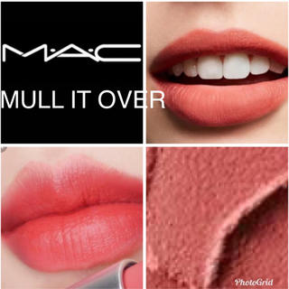 マック(MAC)のマルイットオーバー 大人気カラー MAC  リップ 口紅(口紅)
