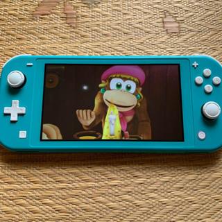 Nintendo Switch - Nintendo Switch LITE ニンテンドースイッチ ライトターコイズ
