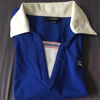 バーバリーブラックレーベル(BURBERRY BLACK LABEL)のBURBERRY GIRLS ポロシャツ(Tシャツ/カットソー)