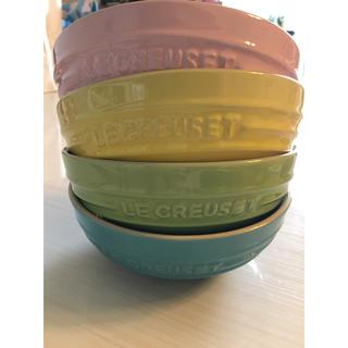 LE CREUSET - マルチボール15cm 4色セット 新品未使用