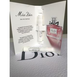 クリスチャンディオール(Christian Dior)のミス ディオール オードゥ パルファン トワレ2本セット(香水(女性用))