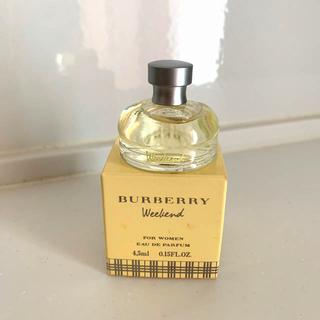 バーバリー(BURBERRY)のBurberry  _  ウィークエンド フォーウーマン(オードパルファム)(香水(女性用))