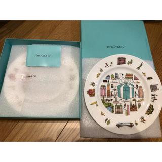 ティファニー(Tiffany & Co.)のTiffany食器 2枚ペアセット(食器)