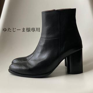 Adam et Rope' - ★新品未使用★ADAM ET ROPE 人気ブーツ ブラック 39