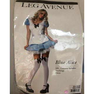 レッグアベニュー(Leg Avenue)のディズニー⭐︎アリスコスチューム(衣装一式)