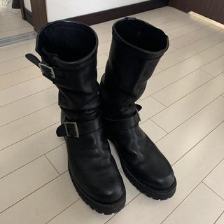 イサムカタヤマバックラッシュ(ISAMUKATAYAMA BACKLASH)のイサムカタヤマバックラッシュ エンジニアブーツ(ブーツ)
