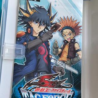 コナミ(KONAMI)の遊戯王ファイブディーズ TAG FORCE 5 PSP(携帯用ゲームソフト)