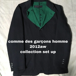 COMME des GARCONS - コムデギャルソンオム セットアップ 2012aw