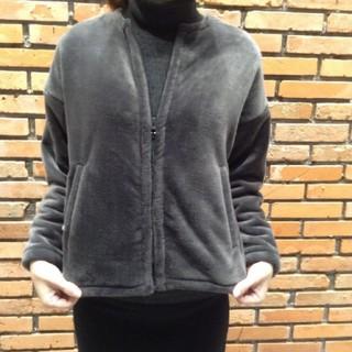 ムジルシリョウヒン(MUJI (無印良品))のMUJI ノーカラージャケット(ノーカラージャケット)