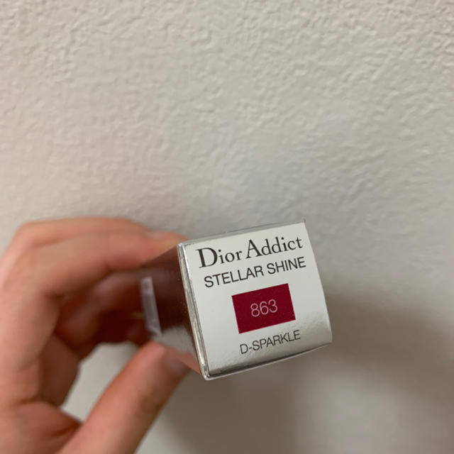 Dior(ディオール)のディオールアディクトステラーシャイン 863 コスメ/美容のベースメイク/化粧品(口紅)の商品写真