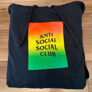 ANTI - ANTI SOCIAL SOCIAL CLUB パーカー