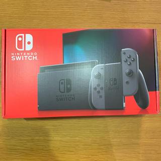 ニンテンドースイッチ(Nintendo Switch)の任天堂 Switch 本体 新品(家庭用ゲーム機本体)