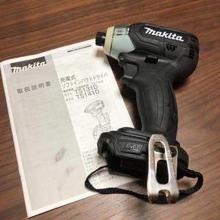 マキタ(Makita)の未使用保管品 マキタ インパクトドライバ makita TS131D ソフト(その他)