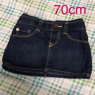 ベビーギャップ(babyGAP)のスカート 70センチ(スカート)