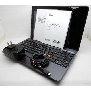 エイスース(ASUS)のASUS Note PC T100TAM-DK564S(ノートPC)