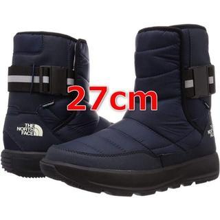 ザノースフェイス(THE NORTH FACE)のザノースフェイス ブーツ アプレ プルオン II メンズ 27cm ネイビー(ブーツ)