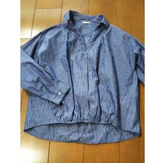 ビームス(BEAMS)の中古 ビームスハート ストライプシャツ(シャツ/ブラウス(長袖/七分))