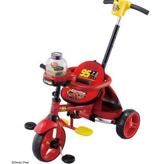 ディズニー(Disney)のカーズ チャンピオン三輪車(三輪車)