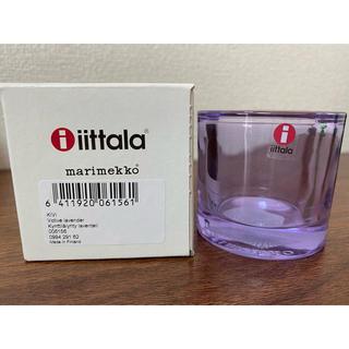 イッタラ(iittala)のkivi Lavender iittala × marimekko(置物)