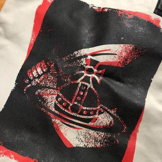 Vivienne Westwood - 完売品!vivienne westwood  アングロマニア トートバッグ