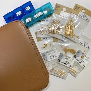 キワセイサクジョ(貴和製作所)の工具3点セット+材料(貴和製作所)(各種パーツ)