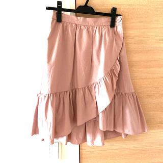 デイシー(deicy)のデイシー♡deicyフリルスカート snidelcocodealnoela(ひざ丈スカート)