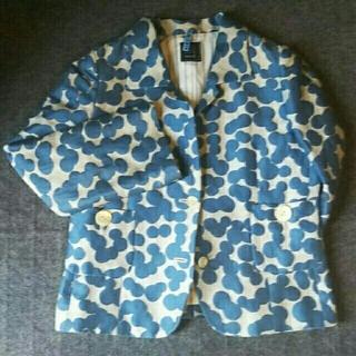 ミナペルホネン(mina perhonen)のミナペルホネンsodawaterジャケット(テーラードジャケット)