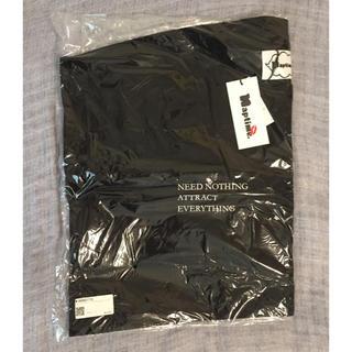 AAA - naptime Tシャツ ブラック フリーサイズ nissy 西島隆弘 AAA