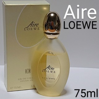 ロエベ(LOEWE)の【残量80%】ロエベ アイレ ロエベ オードトワレ 75ml(香水(女性用))