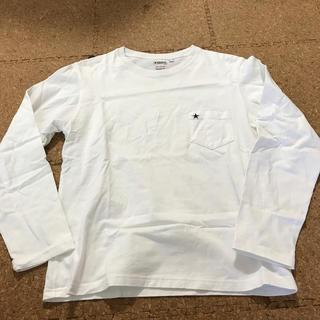 コンバース(CONVERSE)のコンバーストウキョウ 無地ワンポイント長袖Tシャツ 1(Tシャツ/カットソー(七分/長袖))