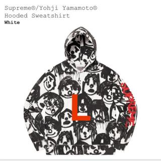 シュプリーム(Supreme)のSupreme Yohji Yamamoto Hooded Sweatshirt(スウェット)