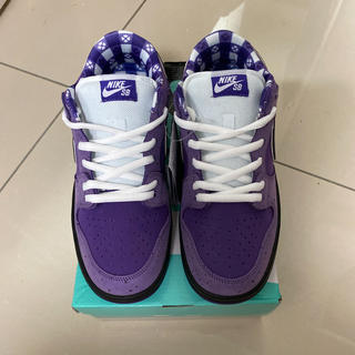 NIKE - nike sb dunk low purple lobster 26.5cm