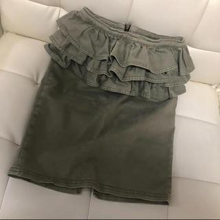 リリーブラウン(Lily Brown)のリリーブラウン スカート Sサイズ(ひざ丈スカート)