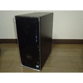デル(DELL)のDELL Inspiron3650 i5 M16G M.2SSD240G+2TB(デスクトップ型PC)
