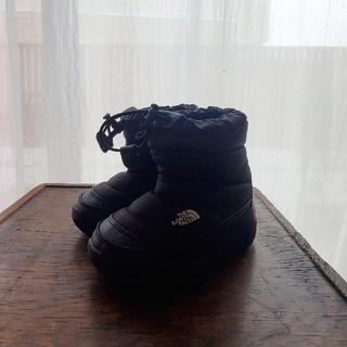 ザノースフェイス(THE NORTH FACE)のノースフェイス ヌプシ14cm(ブーツ)