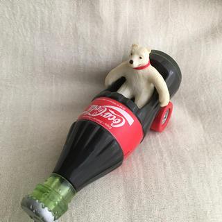 コカ・コーラ - コカコーラ プルバックボブスレー アンティーク