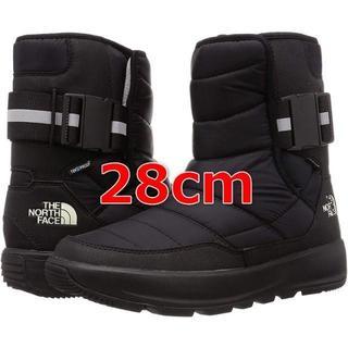 ザノースフェイス(THE NORTH FACE)のザノースフェイス ブーツ アプレ プルオンII メンズ 28cm TNFブラック(ブーツ)