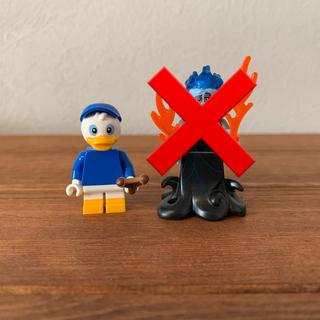 レゴ(Lego)のLEGO レゴ 71024 新品 ディズニー 青コンビ(積み木/ブロック)