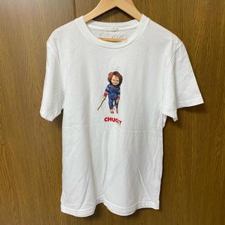ジーユー(GU)のGU チャッキーTシャツ Sサイズ(Tシャツ(半袖/袖なし))