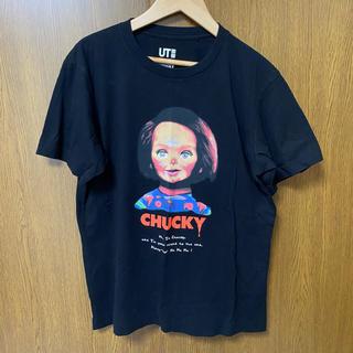 ユニクロ(UNIQLO)のUT チャッキーTシャツ Sサイズ(Tシャツ(半袖/袖なし))
