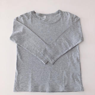 ムジルシリョウヒン(MUJI (無印良品))の無印良品 Tシャツ カットソー キッズ(Tシャツ/カットソー)