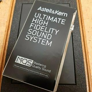 Astell&Kern SP1000 Stainless Steel 一年保証