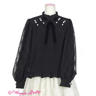 Angelic Pretty - Angelic Pretty Shanghai Dollブラウス