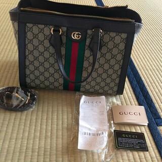 Gucci - 新作はショルダーバッグを使っていません。