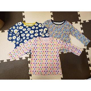 西松屋 - 長そで Tシャツ 95㎝ 3枚セット