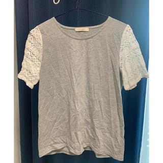 Tシャツ グレー(Tシャツ/カットソー(半袖/袖なし))
