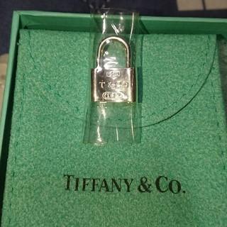 Tiffany & Co. - Tiffany カナデパドロック ネックレストップ