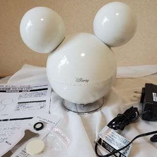 ドウシシャ(ドウシシャ)のミッキー型 超音波加湿器(加湿器/除湿機)